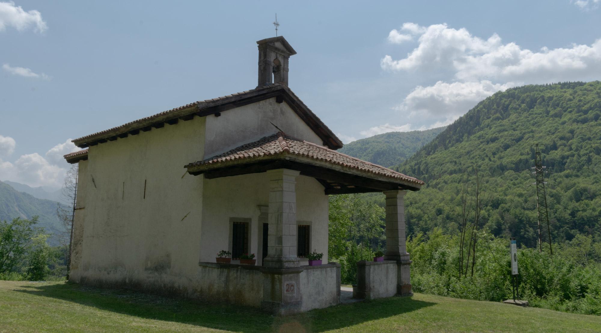13 Agosto Chiesa di San Lorenzo –  Forni di Sotto